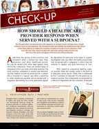 The Healthcare Professionals Legal Check-up - Issue 4
