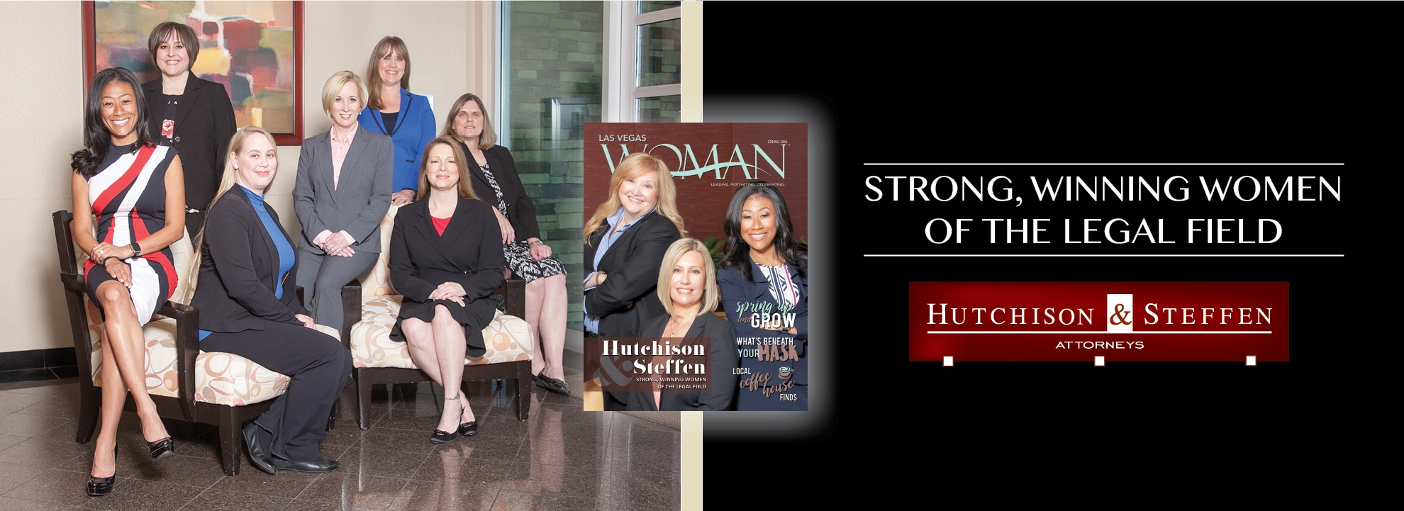 Strong, Winning, Women of the Legal Field