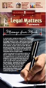 Legal Matters - Winter 2019