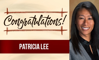 Congratulations Patti Lee