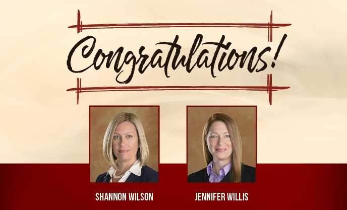 Shannon Wilson and Jennifer Willis Find Success in Guardianship